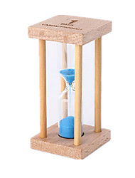 cheap -Hourglass Wood Unisex Kid's Gift