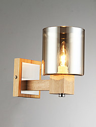 AC 220-240 40 E14 Moderno/Contemporaneo caratteristica for LED,Luce verso l'alto Luce a muro