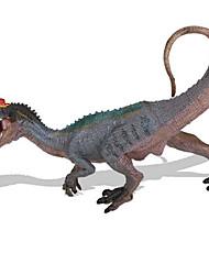 cheap -Dragon & Dinosaur Toy Model Building Kit Dinosaur Figures Jurassic Dinosaur Triceratops Dinosaur Tyrannosaurus Rex Large Size Plastic