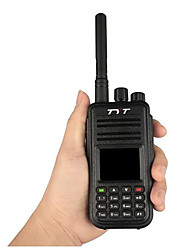 cheap -TYT MD-380 Walkie Talkie Handheld Power Saving Function Voice Prompt Encryption CTCSS/CDCSS Group Call LCD Display Scan 1000 2000mAh