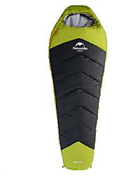 Недорогие -Спальный мешок Кокон Односпальный комплект (Ш 150 x Д 200 см) 0 Пористый хлопокX80 Походы Сохраняет тепло Компактность