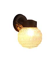 preiswerte -Modern / zeitgenössische schwarze Oxid-Finish-Funktion für Mini Styleambient Licht Wandleuchter Wandleuchte