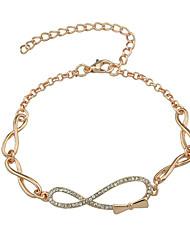Fashion Initial Jewelry Princess Bracelet