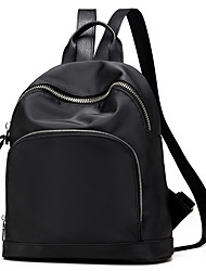 Women Bags All Seasons Oxford Cloth Backpack for Shopping Sports Outdoor Black
