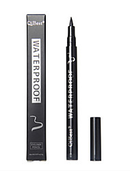 1Pcs Black Liquid Eyeliner Pencil Waterproof No Blooming Eye Liner Makeup Beauty