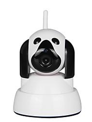 Telecamera di sorveglianza per telecamera IP wireless domestica da 1.0MP giorno notte per la sicurezza domestica