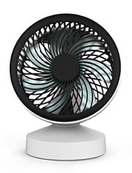 cheap -Small Fan Portable Mini Desktop Small Fan  Charge 5 v USB Electric Fans