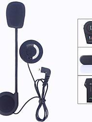 Freedconn Gegensprechanlage Mini usd Kopfhörer Mikrofon Motorradhelm bt Gegensprechanlage t-com02 fdc-01vb t-comvb tcom-sc colo-rc Helm