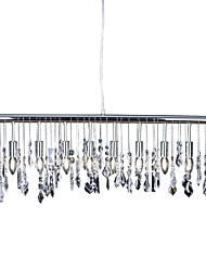 cheap -UMEI™ 8-Light Pendant Light Ambient Light - LED, Designers, 110-120V / 220-240V Bulb Not Included / 15-20㎡ / E12 / E14