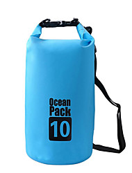 cheap -10L Waterproof Dry Bag Lightweight, Floating, Waterproof for Surfing / Diving / Swimming