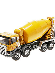 Die-Cast Vehicles Toy Cars Toys Construction Vehicle Dozer Excavator Toys Duck Excavating Machinery Metal Alloy Metal Pieces Unisex Gift