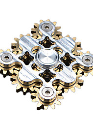 Fidget Spinner Hand Spinner Toys Gear Spinner Metal Classic Pieces Boys' Girls' Gift