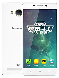 baratos -Lenovo Lenovo a5600 5.5 polegada / 5.1-5.5 polegada polegada Celular 4G (1GB + 8GB 8 mp MediaTek MT6735P 3000mah mAh) / 1280x720 / Quad núcleo / FDD (B1 2100MHz) / FDD (B3 1800MHz)