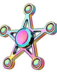 Spinners de mão Mão Spinner Brinquedos Brinquedos alumínio EDCO stress e ansiedade alívio Brinquedos de escritório Por matar o tempo