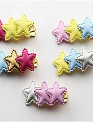 Perro Accesorios para el Pelo Ropa para Perro Bonito Estrellas Arco iris Disfraz Para mascotas