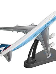 abordables -Jouets Avion Jouets Avion Métal Pièces Unisexe Cadeau