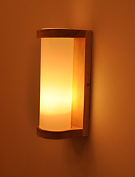 AC 220-240 60 E27 Modern/Contemporary Country Painting Feature for LED,Ambient Light Wall Sconces Wall Light