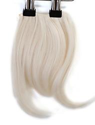 neitsi 1pcs 8 « » 25g / pc clip dans un court cheveux synthétiques droite la nique frange de cheveux 60 #