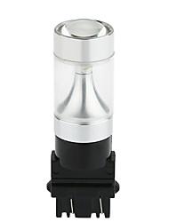 Sencart 2PCS 3157 8LED 3535SMD For Car White / Red / Yellow Reverse Brake Turn Tail Back Up LED Light Bulb (DC/AC 9-30V)