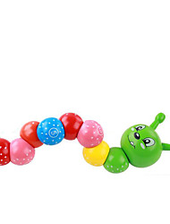 Blocos de Construir Brinquedo Educativo Brinquedos Circular Desenhos Animados Peças Crianças Dom