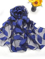 cheap -Women's Silk Rectangle,Cute Party Casual Summer Fall All Seasons