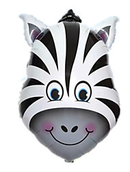 Balloons Inflatable Pool Float Toys Horse Zebra Animal Animals Unisex Pieces
