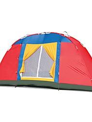 > 8 pessoas Tenda Único Barraca de acampamento Um Quarto para Campismo Viajar CM