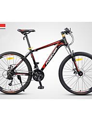 Geländerad Radsport 24 Geschwindigkeit 26 Zoll/700CC SUNRUN KDSG-04-3 / KDSG-04-8 Doppelte Scheibenbremsen Federgabel Stahlrahmen