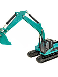 cheap -Toys Construction Vehicle Toys Excavating Machinery ABS Metal Rubber Pieces Unisex Gift