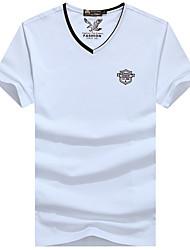Homme Tee-shirt de Randonnée Respirable Tee-shirt Hauts/Top pour Chasse Eté L XL XXL XXXL XXXXL