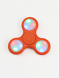 Fidget Spinner Hand Spinner Toys Tri-Spinner Plastic EDCFocus Toy Stress and Anxiety Relief Office Desk Toys Relieves ADD, ADHD, Anxiety,