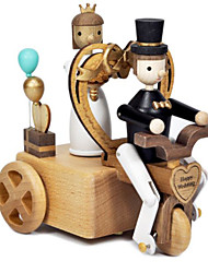 cheap -Jeancard Music Box Carriage Classic Kid's Adults Kids Gift Unisex