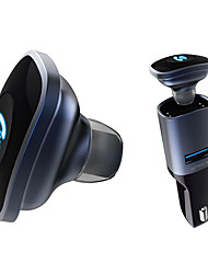 Bluetooth 4.0 Headset with car charger