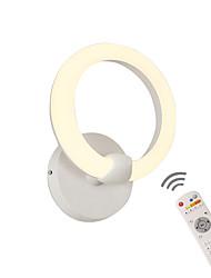 economico -AC 110-130 AC 220-240 9 LED integrato Moderno/contemporaneo Altro caratteristica for Stile Mini,Luce ambient Lampade a candela da parete