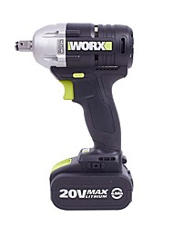WACKER 20 Volt Rechargeable Impact Wrench Lithium Brushless