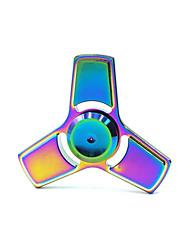 Недорогие -Спиннеры от стресса Ручной обтекатель Игрушки Tri-Spinner Высокая скорость Сбрасывает СДВГ, СДВГ, Беспокойство, Аутизм За время убийства