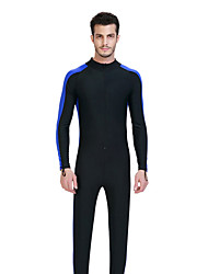 cheap -Men's 1mm Dive Skin Suit Quick Dry Breathable Compression Neoprene Diving Suit Long Sleeves Diving Suits-Diving Spring Summer Classic