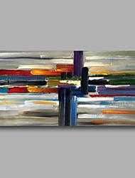 Недорогие -mintura® ручная роспись маслом на холсте современная абстрактная настенная живопись для домашнего украшения, готовая повесить