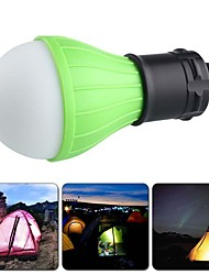 cheap -Lanterns & Tent Lights LED 60lm 3 Mode Mini / Small Size / Emergency Camping / Hiking / Caving / Everyday Use / Outdoor