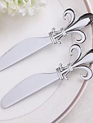 Недорогие -хром масло разбрасыватель нелицензированные серебряные свадебные сувениры