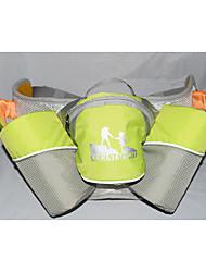 Недорогие -Поясные сумки для Спорт в свободное время Велосипедный спорт / Велоспорт Путешествия Спортивные сумки Водонепроницаемость Дожденепроницаемый Водонепроницаемаямолния Сумка для бега / iPhone X