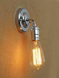Недорогие -AC 100-240 40 E27 Деревенский стиль Традиционный/классический Прочее Особенность Рассеянный настенный светильник