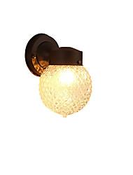 baratos -Moderno / Contemporâneo Luminárias de parede Metal Luz de parede 110-120V / 220-240V 60W