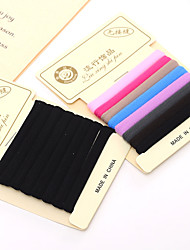 cheap -Card Towel Hair Circle South Korea Fashion Trend of the New Hair Rope 8 / Card 10 Card