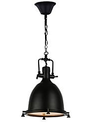 abordables -Rústico/Campestre Campestre Tradicional/Clásico Moderno/Contemporáneo Los diseñadores Lámparas Colgantes Luz Downlight Para Dormitorio