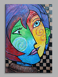 cheap -IARTS Hand-Painted Famous Painting By Picasso One Panel Canvas Oil Painting For Home Decoration