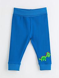 Pantaloni Bambino Casual Tinta unita Cotone Estate