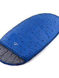 Недорогие -Спальный мешок Прямоугольный Односпальный комплект (Ш 150 x Д 200 см) 5 Пористый хлопокX100 Походы Сохраняет тепло Компактность