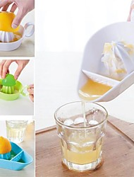 1Pcs  Manual Juicer Orange Lemon Squeezers Fruit Tool Citrus Lime Orange Juice Maker Kitchen Accessories