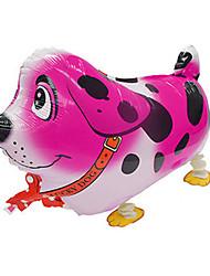 Недорогие -Воздушные шары Собаки Для вечеринок Надувной Алюминий Универсальные Мальчики Девочки Игрушки Подарок